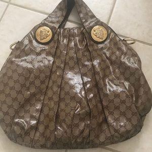 Gucci Hysteria patent leather